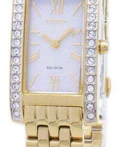 市民エコ ・ ドライブ EX1472-81 D アナログ レディース腕時計