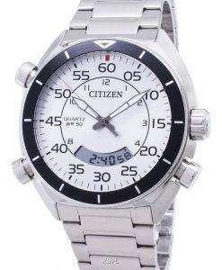 市民石英 JM5470 58 a アナログ デジタル メンズ腕時計