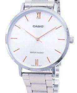 カシオ石英 7 b LTP-VT01D LTPVT01D-7B アナログ レディース腕時計