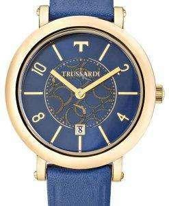 トラサルディ T かなり R2451103504 クォーツ レディース腕時計