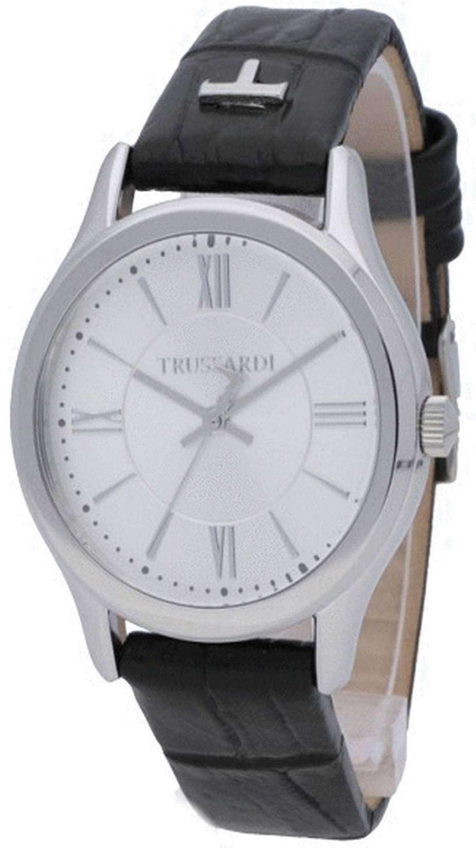 トラサルディ T 最初 R2451111502 石英アナログ レディース腕時計