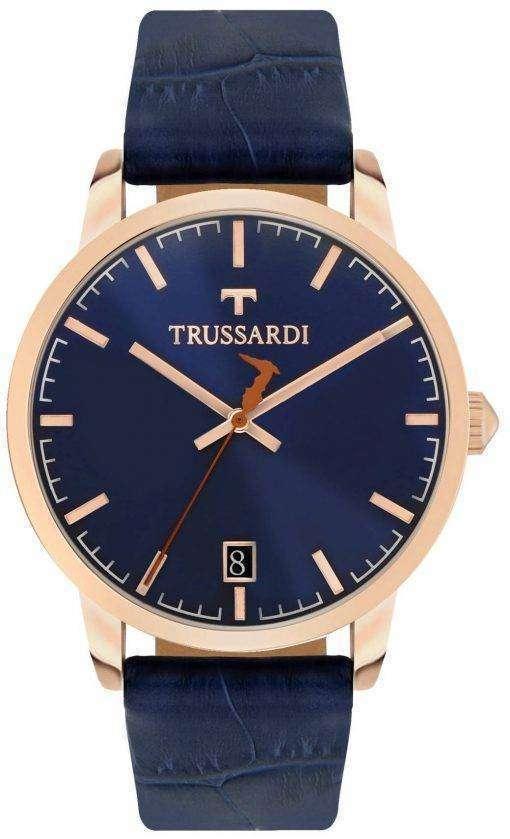 トラサルディ T 属 R2451113001 クォーツ メンズ腕時計