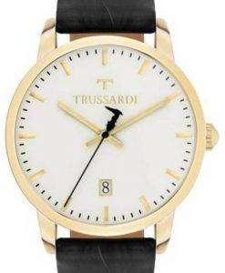 トラサルディ T 属 R2451113003 クォーツ メンズ腕時計
