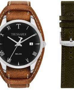 トラサルディ T 属 R2451113006 クォーツ メンズ腕時計