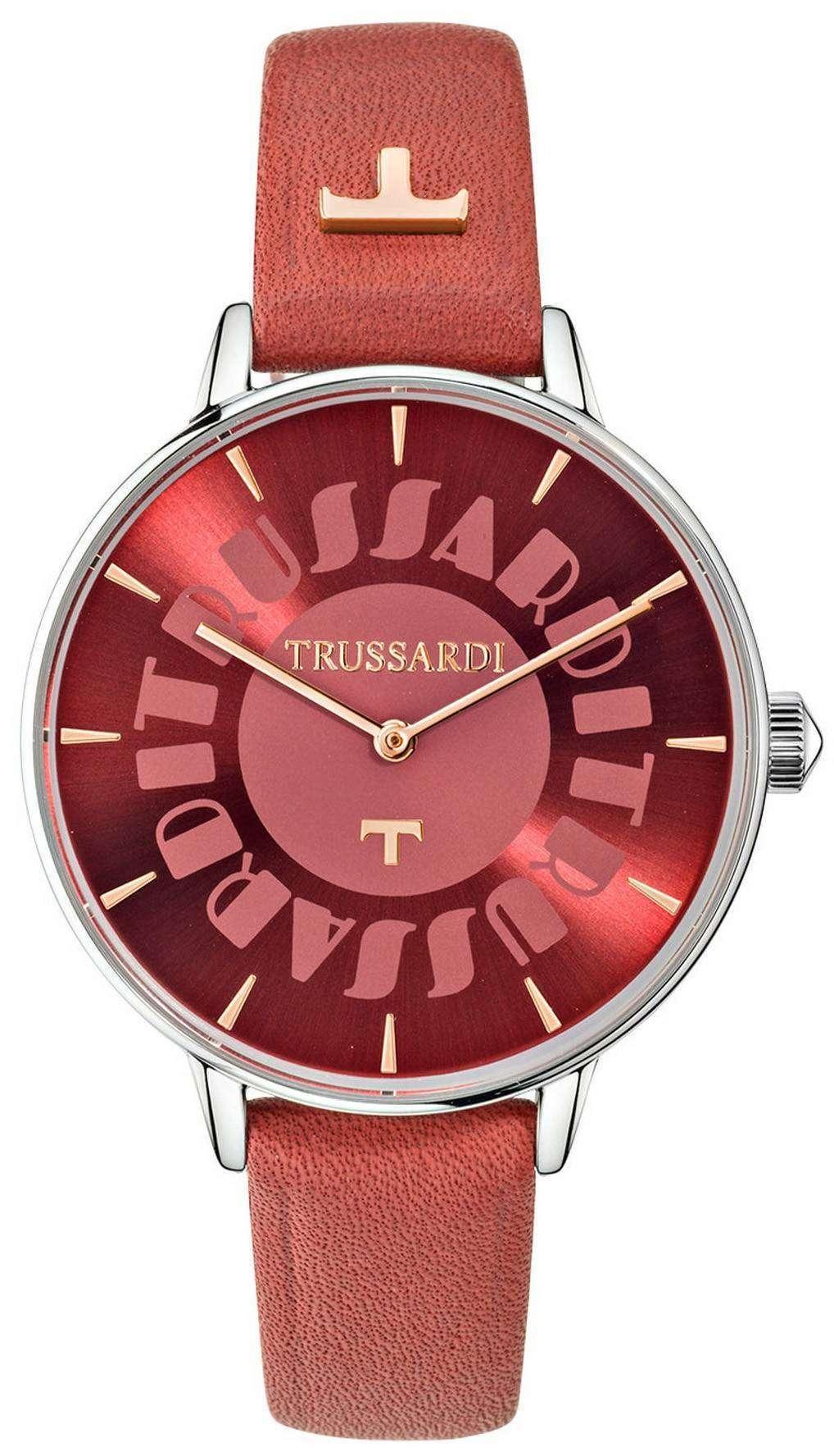 トラサルディ T 楽しい R2451118506 クォーツ レディース腕時計