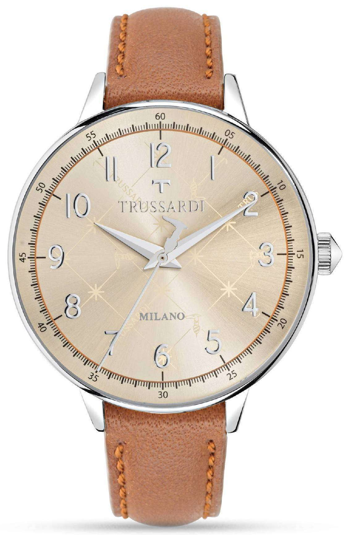 トラサルディ T 進化 R2451120503 クォーツ レディース腕時計