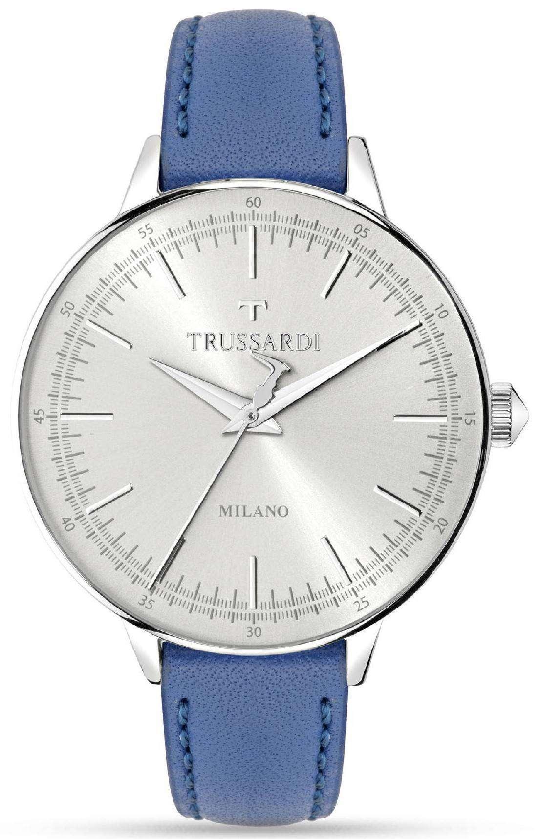 トラサルディ T 進化 R2451120504 クォーツ レディース腕時計