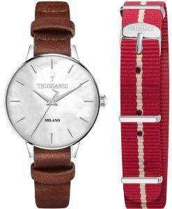 トラサルディ T 進化 R2451120505 クォーツ レディース腕時計
