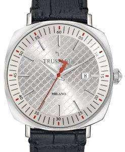 トラサルディ T 王 R2451121002 クォーツ メンズ腕時計