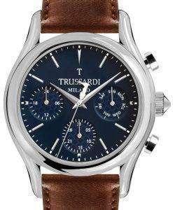 トラサルディ T 光 R2451127002 クロノグラフ クォーツ メンズ腕時計