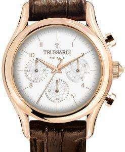 トラサルディ T 光 R2451127006 クォーツ メンズ腕時計