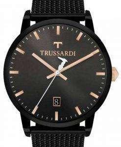 トラサルディ T 属 R2453113001 クォーツ メンズ腕時計