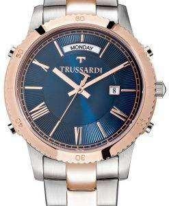トラサルディ T スタイル R2453117002 クォーツ メンズ腕時計