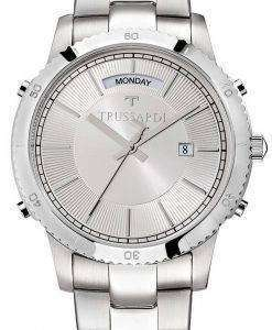 トラサルディ T スタイル R2453117004 クォーツ メンズ腕時計