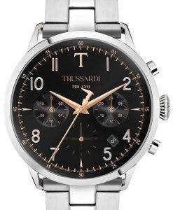 トラサルディ T 進化 R2453123006 クロノグラフ クォーツ メンズ腕時計