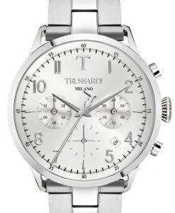 トラサルディ T 進化 R2453123007 クロノグラフ クォーツ メンズ腕時計
