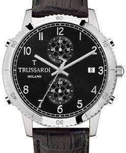 トラサルディ T スタイル R2471617006 クロノグラフ クォーツ メンズ腕時計