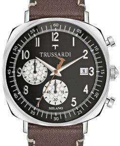 トラサルディ T 王 R2471621001 クォーツ メンズ腕時計