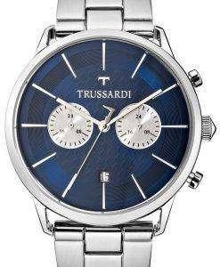 トラサルディ T 世界 R2473616003 クロノグラフ クォーツ メンズ腕時計