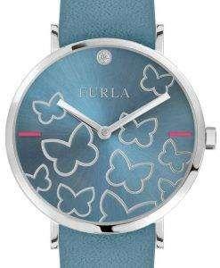 フルラ Giada 蝶 R4251113509 クォーツ レディース腕時計