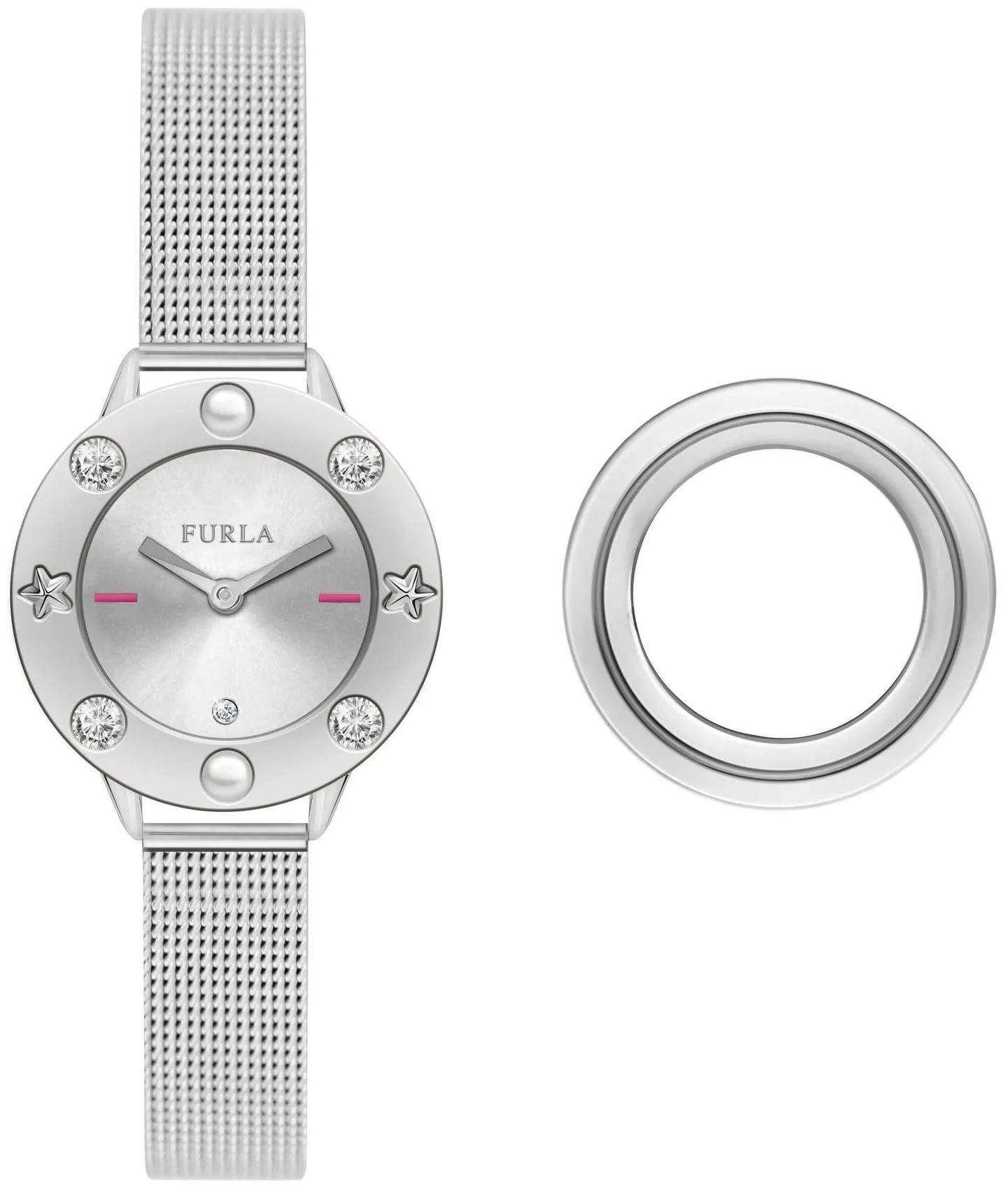 フルラ クラブ R4253109513 クォーツ レディース腕時計