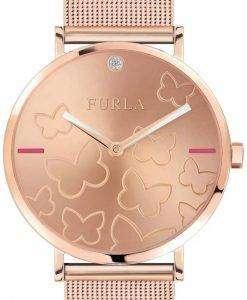 フルラ Giada 蝶 R4253113501 クォーツ レディース腕時計