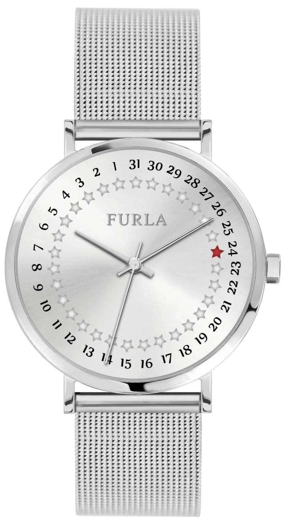フルラ Giada 日付 R4253121508 クォーツ レディース腕時計