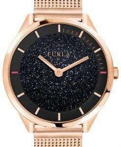 フルラ ベルベット R4253123503 クォーツ レディース腕時計