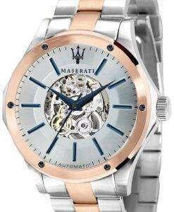 マセラティ日 R8823127001 自動メンズ腕時計腕時計