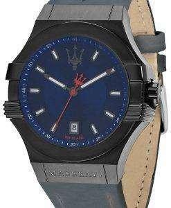 マセラティ ポテンザ R8851108021 クォーツ メンズ腕時計