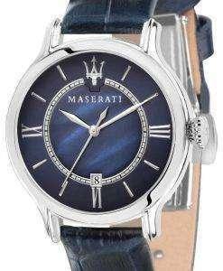 マセラティ刊行物に掲載 R8851118502 アナログ クオーツ レディース腕時計
