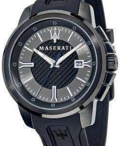 マセラティ Sfida R8851123004 石英アナログ メンズ腕時計