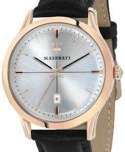 マセラティ Ricordo R8851125005 石英アナログ メンズ腕時計
