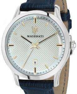 マセラティ Ricordo R8851125006 石英アナログ メンズ腕時計