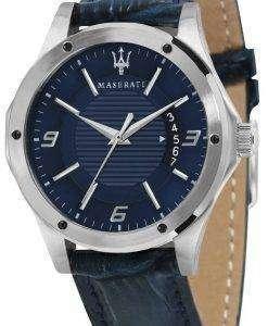 マセラティ日 R8851127003 石英アナログ メンズ腕時計