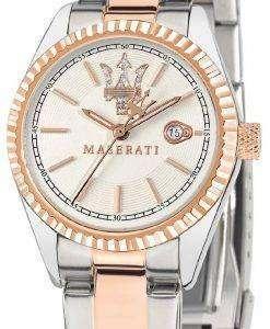 マセラティ コンペティツィオーネ R8853100504 クォーツ レディース腕時計
