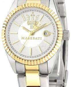 マセラティ コンペティツィオーネ R8853100505 石英アナログ レディース腕時計