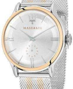 マセラティ刊行物に掲載 R8853118005 クォーツ メンズ腕時計