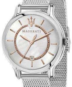 マセラティ刊行物に掲載 R8853118509 石英アナログ レディース腕時計