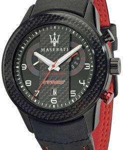 マセラティ コルサ R8871610004 クロノグラフ アナログ メンズ腕時計