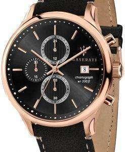 マセラティ紳士 R8871636003 クロノグラフ クォーツ メンズ腕時計