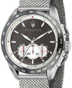 マセラティ Traguardo R8873612008 クロノグラフ アナログ メンズ腕時計