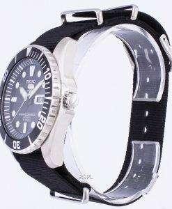 セイコー 5 スポーツ自動 NATO ストラップ SNZF17K1 NATO4 メンズ腕時計