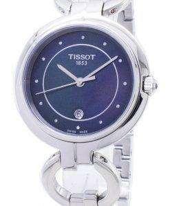 ティソ T-女性フラミンゴ T094.210.11.126.00 T0942101112600 クオーツ レディース腕時計