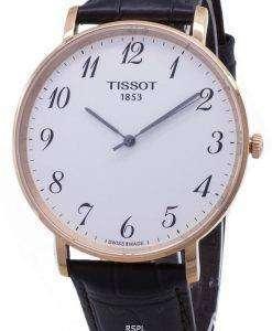 ティソ T-クラシック毎回大 T109.610.36.032.00 T1096103603200 クォーツ メンズ腕時計