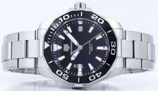 タグ ・ ホイヤー アクア レーサー クォーツ 300 M WAY111A。BA0928 メンズ腕時計