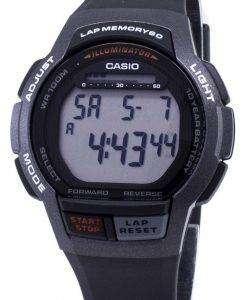 カシオ青年 WS 1000 H 1AV WS1000H-1AV 照明デジタル メンズ腕時計