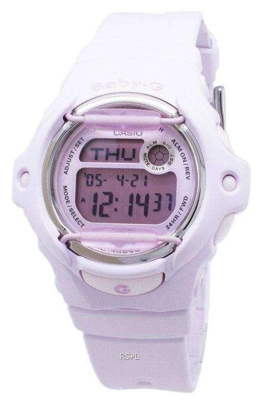 カシオ BABY-G BG 169 M 4 BG169M 4 世界時間耐衝撃性 200 M 女性の腕時計