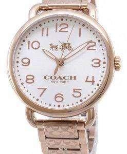 デランシー 14502497 アナログ クオーツ レディース腕時計をコーチします。