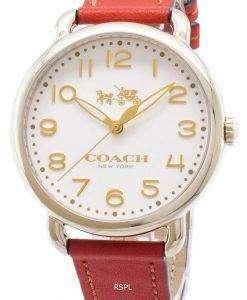 デランシー 14502719 アナログ クオーツ レディース腕時計をコーチします。